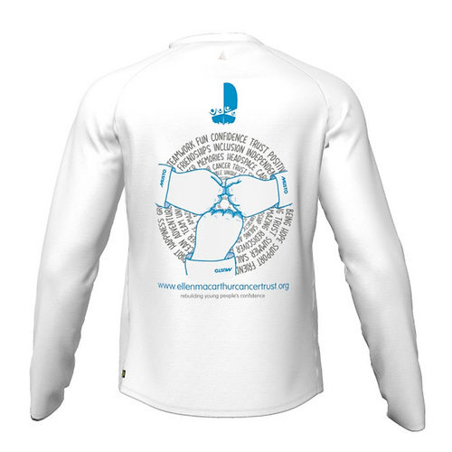 Alysia Rea's winning Musto t-shirt design