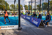 Netherlands, September 6,  2020, Amsterdam, Padel Dam, NK Padel, National Padel Championships, <br /> Photo: Henk Koster/tennisimages.com