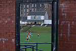 Queen's Park 1 Alloa Athletic 0, 01/12/2007. Hampden Park, Scottish League Two. The Farmhouse - the world's oldest football building still in use - at Lesser Hampden, home of Queen's Park's reserves and youth teams, pictured as the club's third team take on Central Juniors in a Scottish Amateur Cup tie. Queen's Park, founded in1867, are currently trying to become only the third FIFA Order of Merit club after Real Madrid and Sheffield FC. Photo by Colin McPherson.