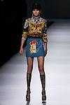 03.09.2012. Models walk the runway in the Arnau P. Bosch fashion show during the EGO Mercedes-Benz Fashion Week Madrid Spring/Summer 2013 at Ifema. (Alterphotos/Marta Gonzalez)