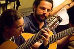 Port Townsend, Fort Worden, Centrum, Choro musicians, Douglas Lora, 7-string guitar, Choro Workshop, Brazilian music, Friday, Olympic Peninsula, Washington State, music, music festivals,