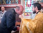 "Sunday of St. Thomas, ""Doubting Thomas"", St. Sava, Jackson<br /> <br /> Veneration"