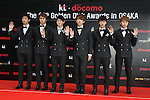 BEAST, .Jan 11, 2012.The 26th Golden Disk Awards Osaka was held in Japan. A well known Korean music award took place for the first time overseas and was held for two days, starring famous Korean pop groups.(Photo by Akihiro Sugimoto/AFLO) [1080]
