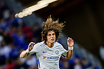 Chelsea Defender David Luiz in action during the International Champions Cup 2017 match between FC Internazionale and Chelsea FC on July 29, 2017 in Singapore. Photo by Marcio Rodrigo Machado / Power Sport Images