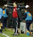 Scotland manager Scott Booth.