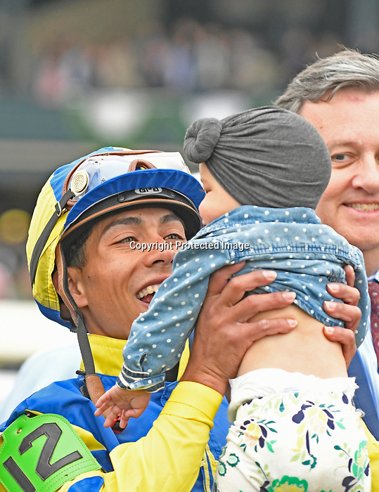 LEXINGTON, KY - APRIL 6: #12, Analyze It, ridden by Jose Ortiz wins the G3 Kentucky Utilities Transylvania Stakes at Keeneland Race Course on April 6, 2018 in Lexington, KY. (Photo by Jessica Morgan/Eclipse Sportswire/Getty Images)