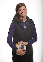NWA Democrat-Gazette/ANDY SHUPE<br /> Fayetteville volleyball coach Jessica Phelan is the Arkansas Democrat-Gazette Volleyball Coach of the Year. Tuesday, Nov. 15, 2016,