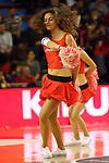 Cheerleaders Basquet Manresa.