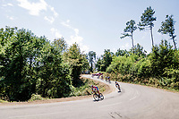 the breakaway group<br /> <br /> Stage 2: Vienne to Col de Porte (135km)<br /> 72st Critérium du Dauphiné 2020 (2.UWT)<br /> <br /> ©kramon