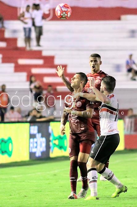 Recife, PE,17/03/19 - NÁUTICO-SANTA CRUZ - Partida válida pela 9° rodada do Campeonato Pernambucano, nos Aflitos neste domingo(17). (Rafael Vieira/Codigo19).