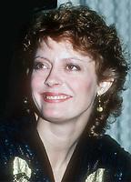 Susan Sarandon 1985<br /> Photo By John Barrett/PHOTOlink