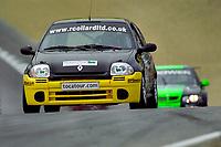 2002 British Touring Car Championship. #51 Rob Collard (GBR). Collard Racing. Renault Clio 172.