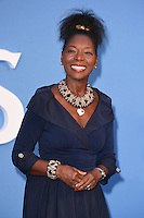 """Floella Benjamin<br /> at the Special Screening of The Beatles Eight Days A Week: The Touring Years"""" at the Odeon Leicester Square, London.<br /> <br /> <br /> ©Ash Knotek  D3154  15/09/2016"""