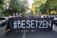 18-05-25 Demonstration #besetzen