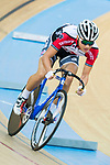 To Cheuk Hei of the SCAA competes in Men Elite - Sprint Qualifying during the Hong Kong Track Cycling National Championship 2017 on 25 March 2017 at Hong Kong Velodrome, in Hong Kong, China. Photo by Marcio Rodrigo Machado / Power Sport Images