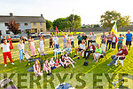 The residents of Connolly Park and Rockpark Ave enjoying their summer sun party in Connolly Park on Saturday evening.