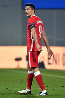 Robert Lewandowski of Poland reacts during the Uefa Nation League Group Stage A1 football match between Italy and Poland at Citta del Tricolore Stadium in Reggio Emilia (Italy), November, 15, 2020. Photo Andrea Staccioli / Insidefoto