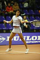 13-12-06,Rotterdam, Tennis Masters 2006, Elisse Tamaela  Leonie Mekel