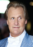 WESTWOOD, LOS ANGELES, CA, USA - NOVEMBER 03: Jeff Daniels arrives at the Los Angeles Premiere Of Universal Pictures and Red Granite Pictures' 'Dumb and Dumber To' held at the Regency Village Theatre on November 3, 2014 in Westwood, Los Angeles, California, United States. (Photo by Xavier Collin/Celebrity Monitor)