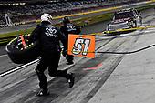 #51: Brandon Jones, Kyle Busch Motorsports, Toyota Tundra Delta Faucet/Menards