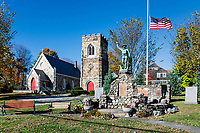 Charming New England town of Canaan.