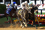 May 16, 2014:  #6 Revolutionary, trained by Todd Pletcher and ridden by Mike Smith, wins the Gr III Pimlico Special at Pimlico Race Course in Baltimore, MD. ©Joan Fairman Kanes/ESW/CSM