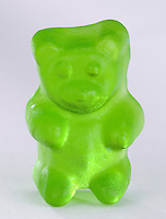 Green Gummi Bea