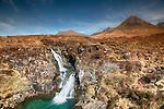 Waterfall, Glen Brittle, Isle of Skye, Scotland