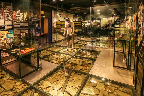 Peace Museum. Gernika - Lumo. [Urdaibai biosphere reserve]. Urdaibai Region. Bizkaia. Basque Country. Spain.
