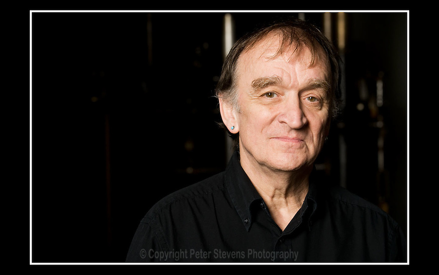 Martin Carthy MBE - Brass Monkey - Album cover photoshoot - Kew Bridge Steam Museum - 19th November 2008