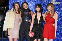 """Matilda Lowther and Sam Rollinson<br /> at the fashionable screening of """"Zoolander No.2"""", Empire Leicester Square, London.<br /> <br /> <br /> ©Ash Knotek  D3079 04/02/2016"""
