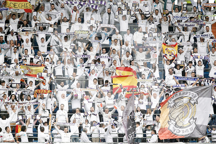 Real Madrid's  and Athletic de Bilbao's  during La Liga match. February 13,2016. (ALTERPHOTOS/Acero)