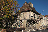 Europe/France/Aquitaine/24/Dordogne/Périgueux: Sur les bords de l'Isle: La Loge de Guet ou Eschif  ou Vieux Moulin-