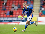 St Johnstone v Motherwell…08.08.21  McDiarmid Park<br />Ali McCann<br />Picture by Graeme Hart.<br />Copyright Perthshire Picture Agency<br />Tel: 01738 623350  Mobile: 07990 594431