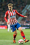 Antoine Griezmann of Atletico de Madrid in action during the La Liga 2018-19 match between Atletico de Madrid and Rayo Vallecano at Wanda Metropolitano on August 25 2018 in Madrid, Spain. Photo by Diego Souto / Power Sport Images