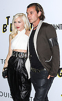LOS ANGELES, CA - JUNE 04: Gwen Stefani and Gavin Rossdale arrive at the 'The Bling Ring' - Los Angeles Premiere at Directors Guild Of America on June 4, 2013 in Los Angeles, California. (Photo by Celebrity Monitor)