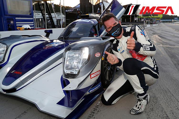 LMP2 Motul Pole Award winner #52 PR1 Mathiasen Motorsports ORECA LMP2 07, LMP2: Patrick Kelly,