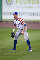 Lexington Legends outfielder Ryan O'Hearn (22) during a game against the Hagerstown Suns on May 22, 2015 at Whitaker Bank Ballpark in Lexington, Kentucky.  Lexington defeated Hagerstown 5-1.  (Mike Janes/Four Seam Images)