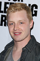 """HOLLYWOOD, LOS ANGELES, CA, USA - APRIL 01: Noel Fisher at the Los Angeles Premiere Of Screen Media Films' """"10 Rules For Sleeping Around"""" held at the Egyptian Theatre on April 1, 2014 in Hollywood, Los Angeles, California, United States. (Photo by Xavier Collin/Celebrity Monitor)"""