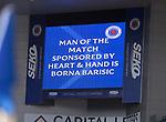 Rangers v St Mirren: Borna Barisic man of the match