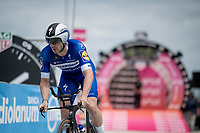 Florian Sénéchal (FRA/Deceuninck - Quick Step)<br /> <br /> Stage 9 (ITT): Riccione to San Marino (34.7km)<br /> 102nd Giro d'Italia 2019<br /> <br /> ©kramon
