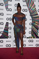 Dina Asher Smith<br /> arriving for the GQ Men of the Year Awards 2021 at the Tate Modern London<br /> <br /> ©Ash Knotek  D3571  01/09/2021