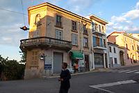 Montalto Pavese, paese in provincia di Pavia --- Montalto Pavese, small village in the province of Pavia