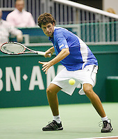 19-2-07,Tennis,Netherlands,Rotterdam,ABNAMROWTT, Robin Haase wins first round match