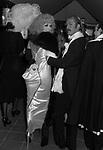 GIL CAGNE' CON ISABELLA BIAGINI<br /> FESTA A TEMA ANNI 20- JACKIE O' ROMA 1974