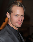 Alexander Skarsgård exiting The 70th Annual Golden Globe Awards held at The Beverly Hilton Hotel in Beverly Hills, California on January 13,2013                                                                   Copyright 2013 Hollywood Press Agency