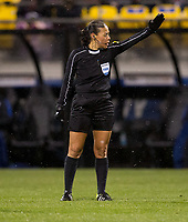 Columbus, Ohio - Thursday March 01, 2018:  during a 2018 SheBelieves Cup match between the women's national teams of the United States (USA) and Germany (GER) at MAPFRE Stadium.