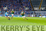 Paul Murphy, Kerry in action against John Small, Dublin  Kerry during the Allianz Football League Division 1 Round 1 match between Dublin and Kerry at Croke Park on Saturday.