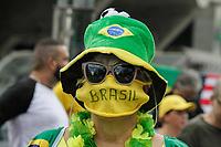 15.03.2020 - Ato a favor de Bolsonaro na av Paulista em SP