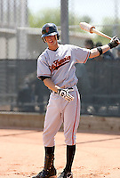 Dan Cook / AZL Giants..Photo by:  Bill Mitchell/Four Seam Images